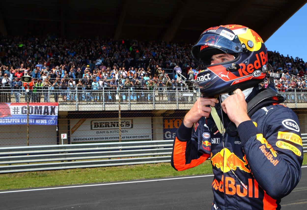 Family Racedagen, driven by Max Verstappen